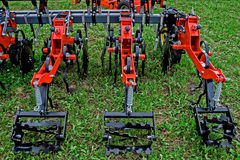 Agricultural equipment. Detail 201 Stock Photo
