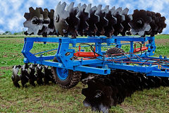 Agricultural equipment. Detail 198 Royalty Free Stock Images