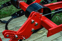 Agricultural equipment. Detail 205 Stock Images