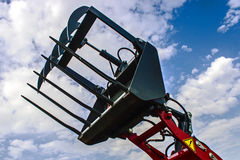 Agricultural equipment. Details 24 Stock Photography