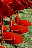 Agricultural equipment. Details 29 Stock Photo