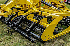 Agricultural equipment. Details 41 royalty free stock photo