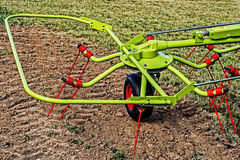 Agricultural equipment. Details 49 stock image