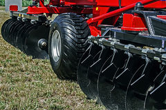 Agricultural equipment. Details 61 Royalty Free Stock Photography