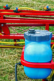 Agricultural equipment.Details 87 Royalty Free Stock Photo