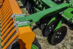 Agricultural equipment. Details 45 Stock Images