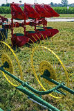Agricultural equipment. Details 48 Royalty Free Stock Photo