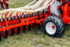 Agricultural equipment. Details 37 Royalty Free Stock Image