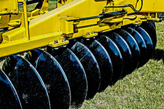 Agricultural equipment. Details 53 Royalty Free Stock Photo