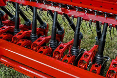 Agricultural equipment. Details 54 Royalty Free Stock Images