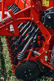 Agricultural equipment.Details 98 Royalty Free Stock Photo