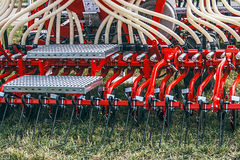 Agricultural equipment.Details 88 Royalty Free Stock Photos
