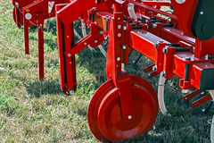 Agricultural equipment.Details 93 Stock Image