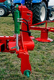 Agricultural equipment. Details 57 Royalty Free Stock Photo