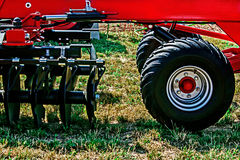 Agricultural equipment.Details 82 Royalty Free Stock Photos