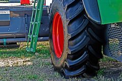 Agricultural equipment.Details 89 Royalty Free Stock Photo