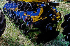 Agricultural equipment.Details 85 Royalty Free Stock Photos