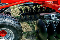 Agricultural equipment.Details 94 Stock Image