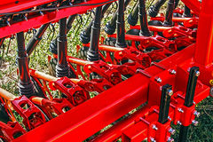 Agricultural equipment.Details 97 Royalty Free Stock Photos
