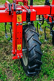 Agricultural equipment. Details 46 Royalty Free Stock Image