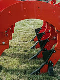 Agricultural equipment.Details 100 Royalty Free Stock Images