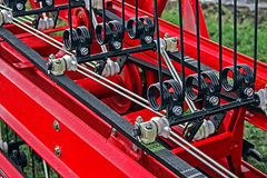 Agricultural equipment.Detail 154 Stock Photography