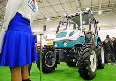 Agricultural exhibition Stock Images
