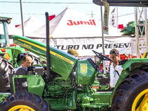 Agricultural fair Royalty Free Stock Image