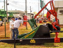 Agricultural fair Royalty Free Stock Photo