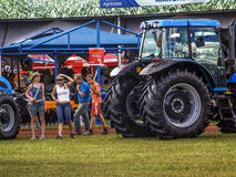Agricultural fair Royalty Free Stock Photography