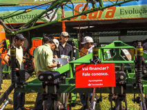 Agricultural fair Stock Image
