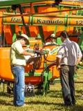 Agricultural fair Royalty Free Stock Photos