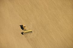 Agricultural farming. Royalty Free Stock Photos
