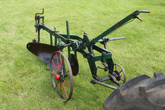 Agricultural Farming Plough. Royalty Free Stock Image