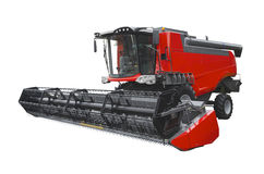 Agricultural harvester Stock Photos