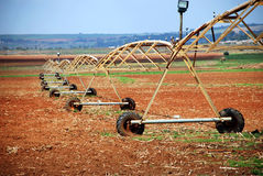 Agricultural Irrigation System Stock Images