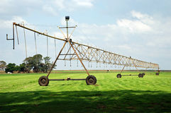 Agricultural Irrigation System Stock Photos