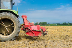 Agricultural machinery Stock Photography