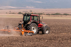 Agricultural machinery Royalty Free Stock Photos