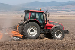 Agricultural machinery Royalty Free Stock Images