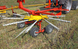Agricultural machinery Royalty Free Stock Photography