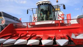 Agricultural machinery stock footage