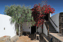 The Agricultural Museum, Tiagua, Lanzarote Island, Canary Island Stock Image