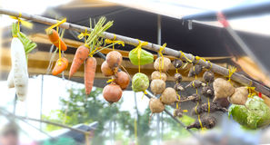 Agricultural products are farmed Stock Photo