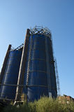 Agricultural Silo. Stock Photography