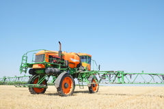 Agricultural sprayer Royalty Free Stock Image