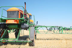 Agricultural sprayer Royalty Free Stock Photos