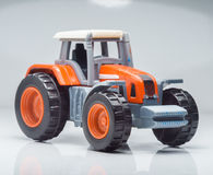 Agricultural Toy Tractor Royalty Free Stock Photos