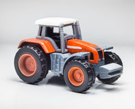 Agricultural Toy Tractor Stock Photo