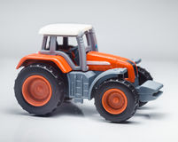 Agricultural Toy Tractor Stock Image